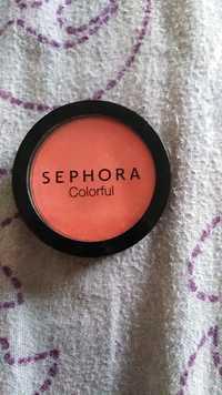 SEPHORA - Colorful - Fard à joues