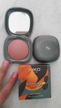 KIKO - Sicilian notes - Fard à joues cuit