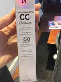 IT COSMETICS - CC+ illumination SPF 50