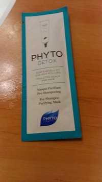 Phyto - Masque purifiant pré-shampooing