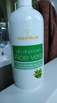 Xanitalia - Aloe vera - Huile après-épilation