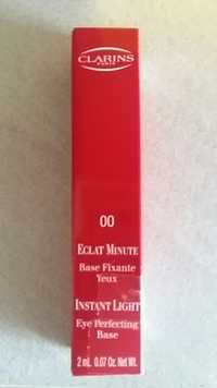 CLARINS - Eclat Minute - Base fixante yeux