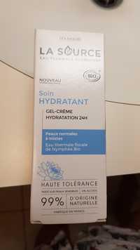 Léa Nature - La source - Soin hydratant - Gel-crème hydratation 24h