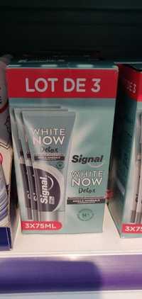 SIGNAL - White Now - Dentifrice