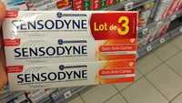 SENSODYNE - Dentifrice soin anti-caries