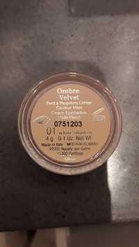 Clarins - Ombre velvet - Fard à paupières crème
