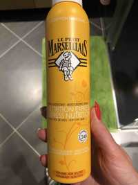 LE PETIT MARSEILLAIS - Nutrition express - Spray hydratant