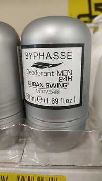 BYPHASSE - Urban swing - Déodorant men 24h