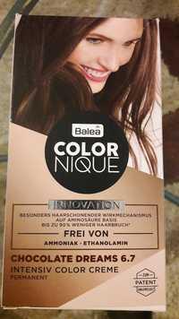 Balea - Color nique - Intensiv color creme chocolate dreams 6.7