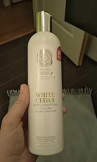 NATURA SIBERICA - White cedar - Après-shampooing volume