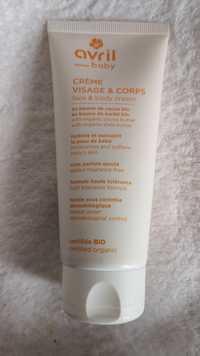 Avril - Baby - Crème visage & corps