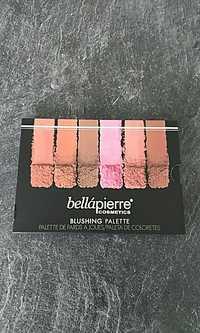 BELLAPIERRE - Palette de fards à joues