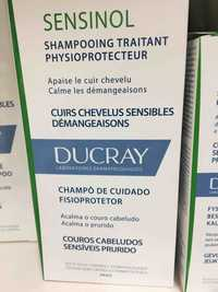 DUCRAY - Shampooing traitant physioprotecteur