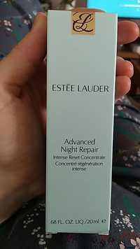 Estee Lauder - Advanced nigh repair - Concentré régénération intense