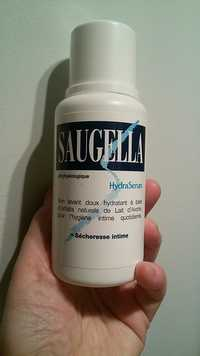 Saugella - Hydra serum - Sécheresse intime