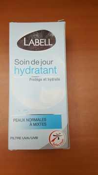 LABELL - Soin de jour hydratant peaux normales à mixtes