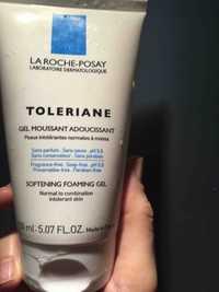 La Roche-Posay - Toleriane - Gel moussant adoucissant