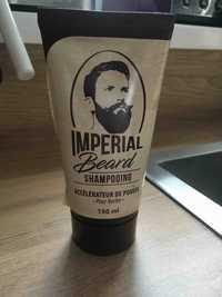 Imperial Beard - Shampooing - Accélérateur de pousse pour barbe