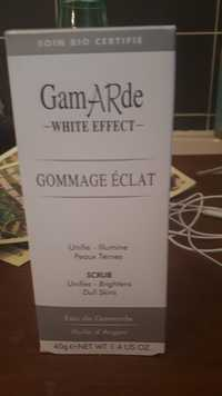 GAMARDE - White effect - Gommage éclat