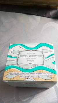 BENEFIT - Total moisture - Facial cream