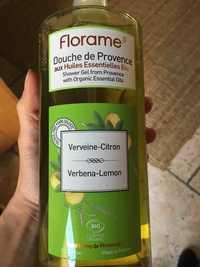 FLORAME - Verveine-citron - Douche de provence