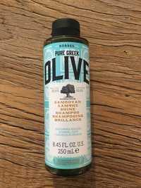 KORRES - Pure greek olive - Shampooing brillance