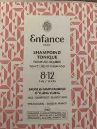 Enfance Paris - Shampoing tonique 8-12 ans