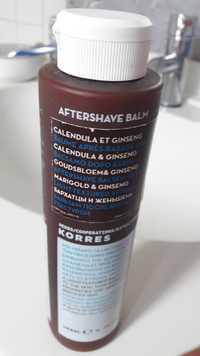 KORRES - Baume après-rasage