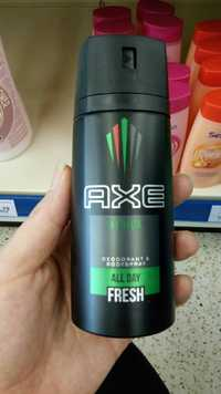 AXE - Africa - Deodorant & bodyspray