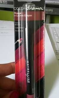 Maybelline - Color drama - Rouge à lèvres crayon