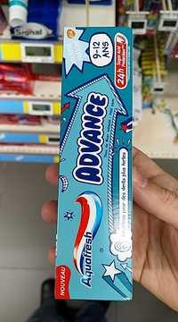 AQUAFRESH - Advance - Dentifrice