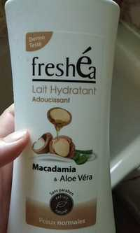 Freshéa - Lait hydratant adoucissant