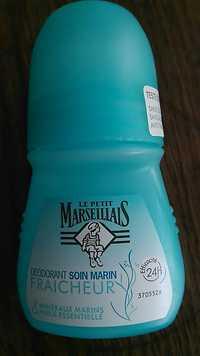 Le petit marseillais - Soin marin - Déodorant