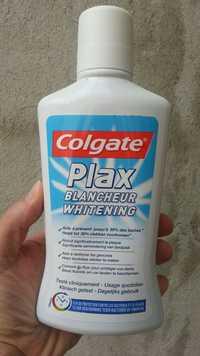COLGATE - Plax - Blancheur whitening