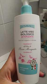 I PROVENZALI - Detergente - Latte viso biologico all'olio di rosa mosqueta