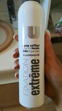 By U - Fixation extrême - Spray coiffant