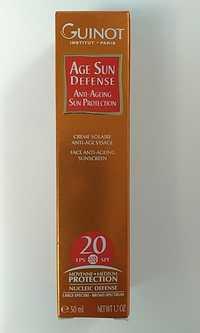 Guinot - Age sun défense - Crème solaire anti-age visage SPF 20