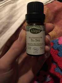 Alepia - Huile essentielle tea tree bio