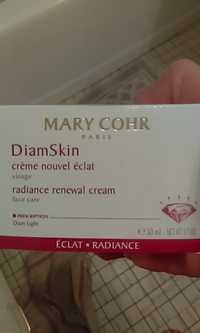 MARY COHR - DiamSkin - Crème nouvel éclat