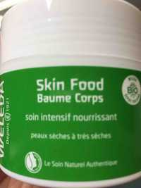 Weleda - Baume corps - Soin intensif nourrissant