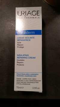 URIAGE - Eau thermale - Crème isolante réparatrice