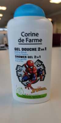CORINE DE FARME - Spiderman - Gel douche 2 en 1 extra doux