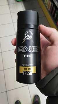 AXE - Peace all day fresh - Déodorant & bodyspray