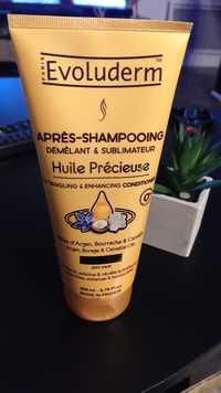 EVOLUDERM - Huile précieuse - Après-shampooing