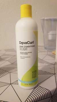 DEVACURL - One condition Delight - Soin ondulations légères