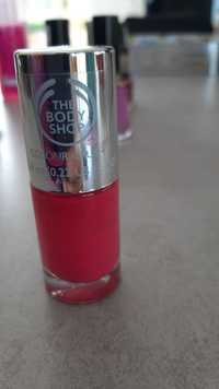 THE BODY SHOP - Colour crush - Vernis à ongles