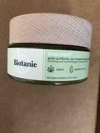 BIOTANIE - Hydrapaise - Gelée purifiante, nourrissante et démaquillante