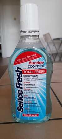 SENCE FRESH - Fluoride coolmint - Eau buccale
