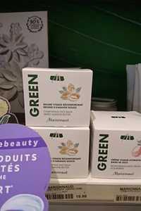MARIONNAUD - Green - Baume visage réconfortant beurre d'amande douce