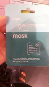Hema - Aqua gel cream mask